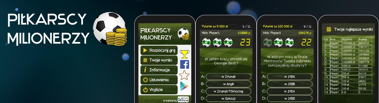 Piłkarscy milionerzy